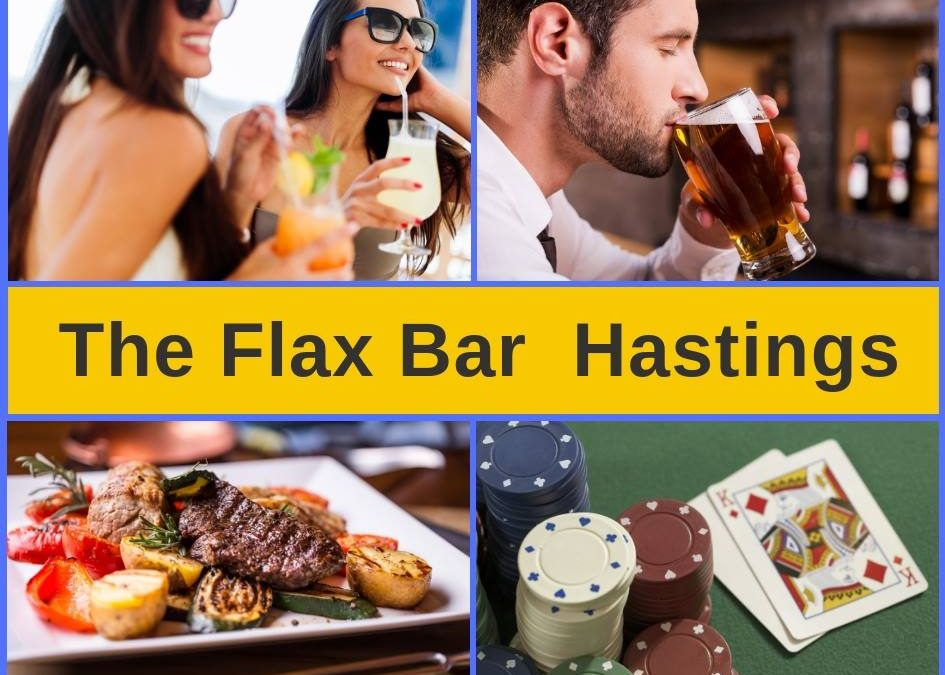 The Flax Bar Flaxmere – Menu and Pokies Gaming Lounge Guide