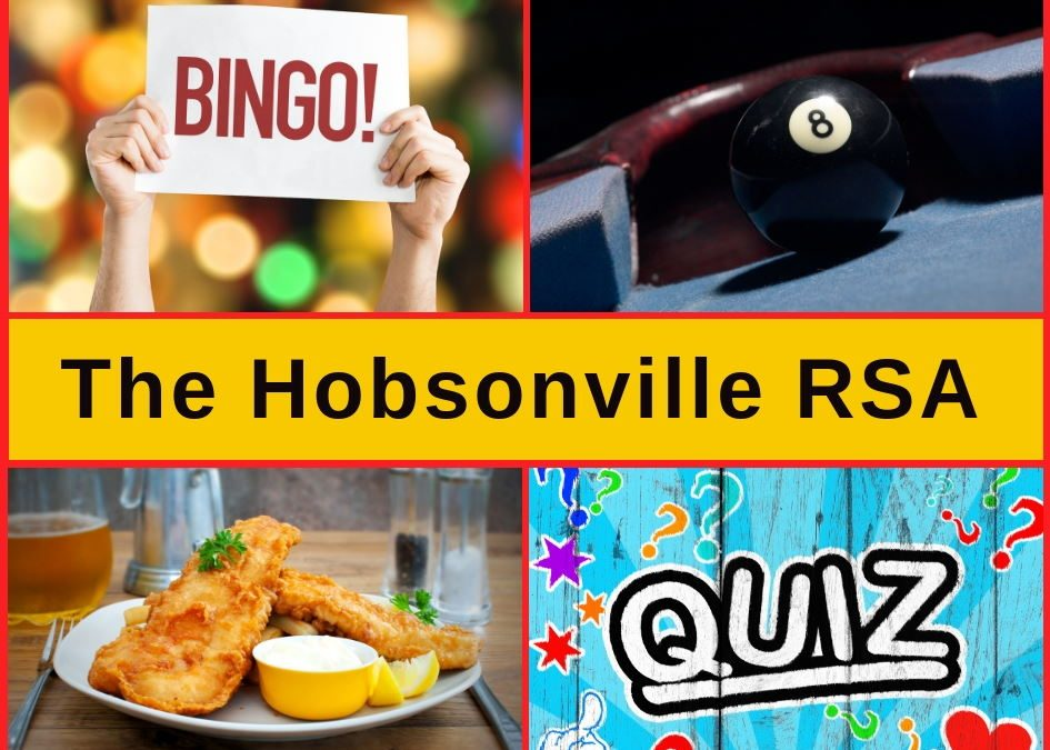 Hobsonville RSA, Bar, Menu, Entertainment & Pokies Gaming
