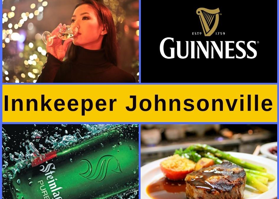 The Inn Keeper Johnsonville Menu, Entertainment & Pokies Gaming