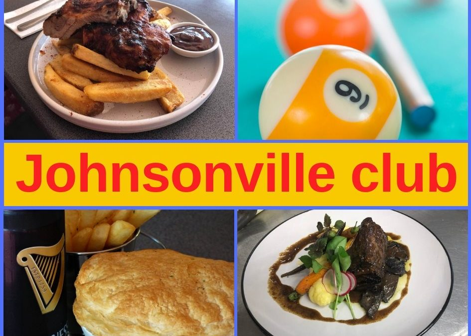 Johnsonville Club – Menu, Entertainment and Pokies Gaming Lounge