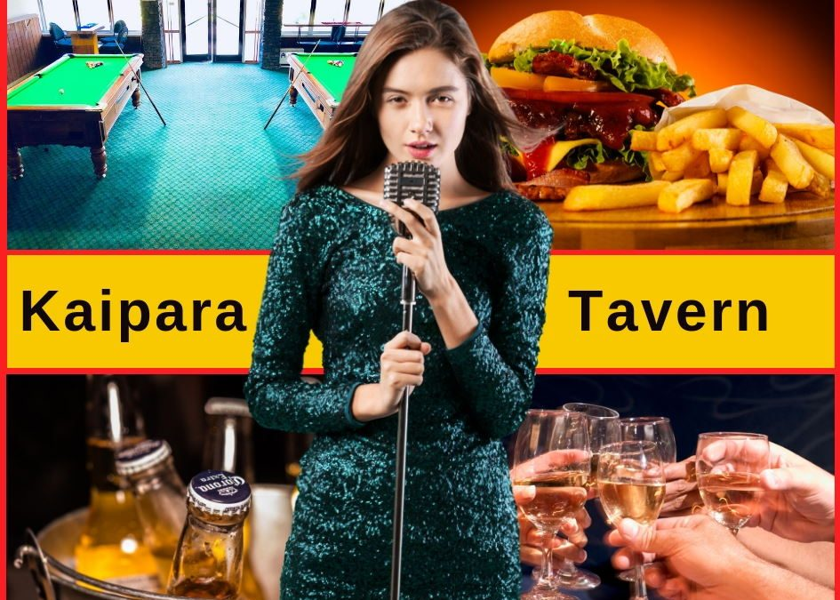 Kaipara Tavern – Menu, Bar, Entertainment & Pokies Gaming