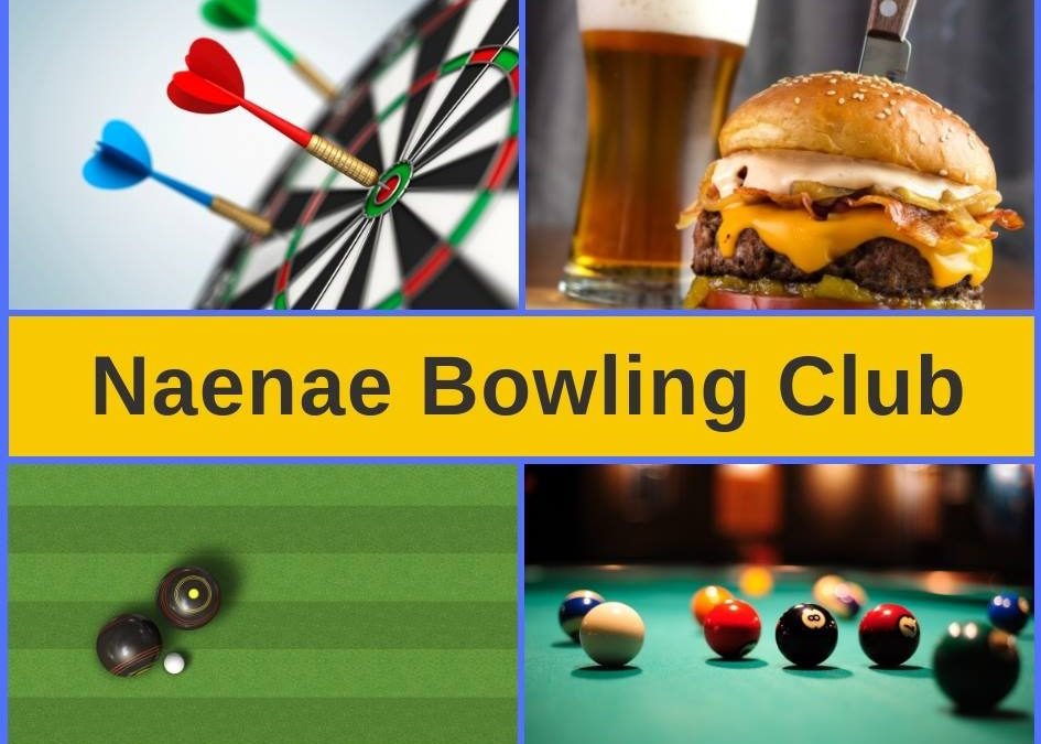 Naenae Bowling Club Lower Hutt – Bar, Menu and Pokies Gaming Lounge