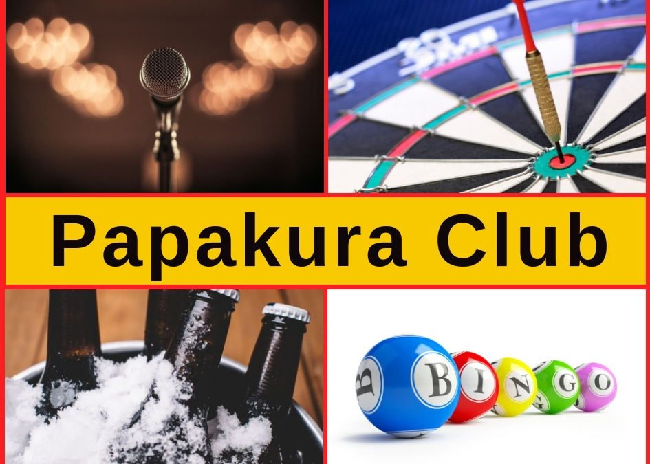 Papakura Club – Menu, Bar, Entertainment & Pokies Gaming