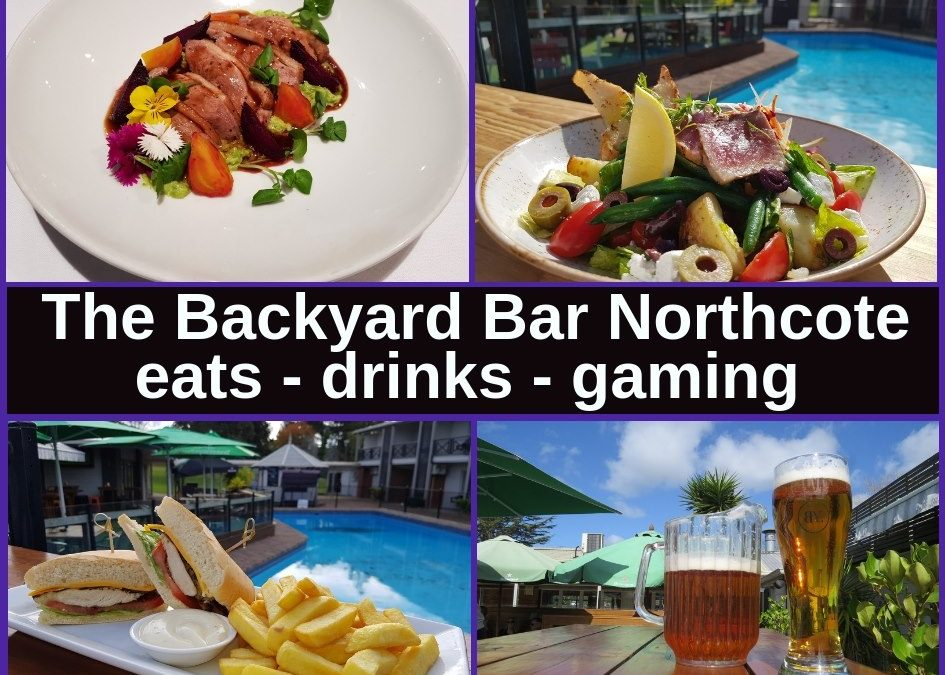 Backyard Bar Hillcrest, Auckland Pokies Gaming Lounge