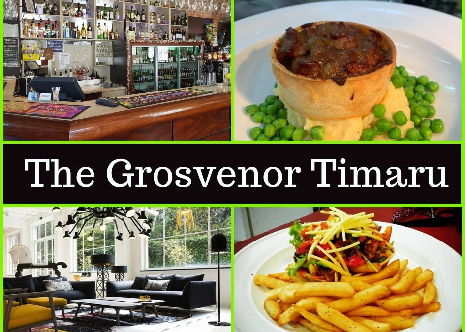 Grosvenor Hotel Timaru Menu, Rooms & Pokies Gaming Guide