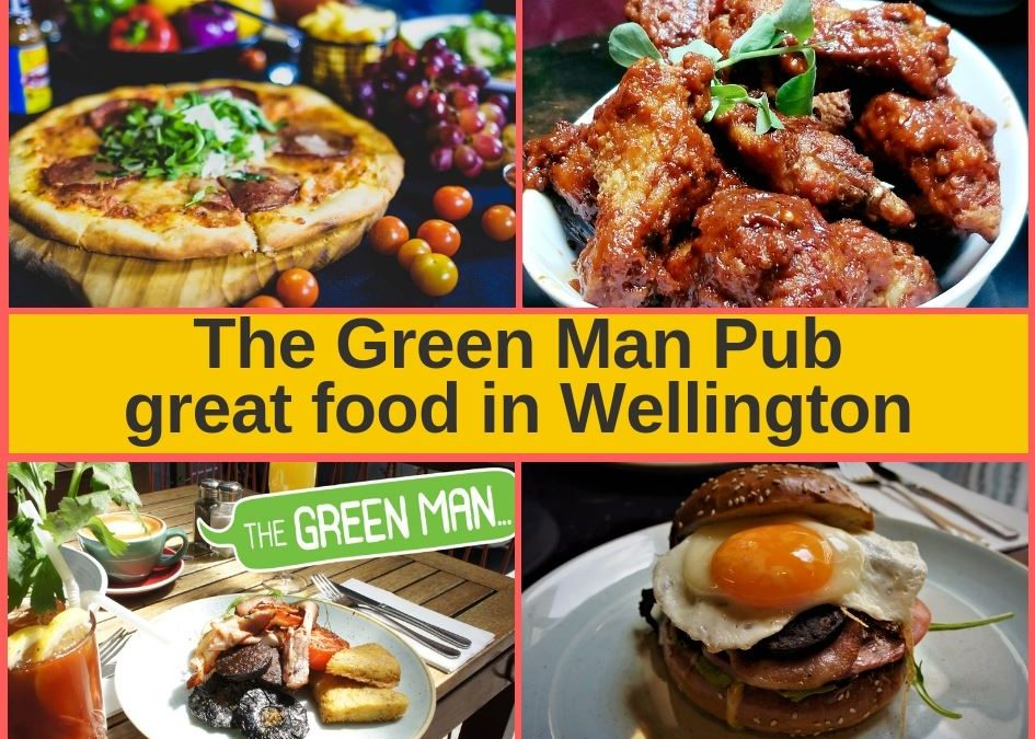 The Green Man Pub Wellington – Bar, Menu and Pokies Gaming Lounge