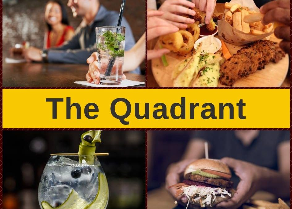 Quadrant Pub and Kitchen Hamilton, Menu & Pokies Gaming Lounge