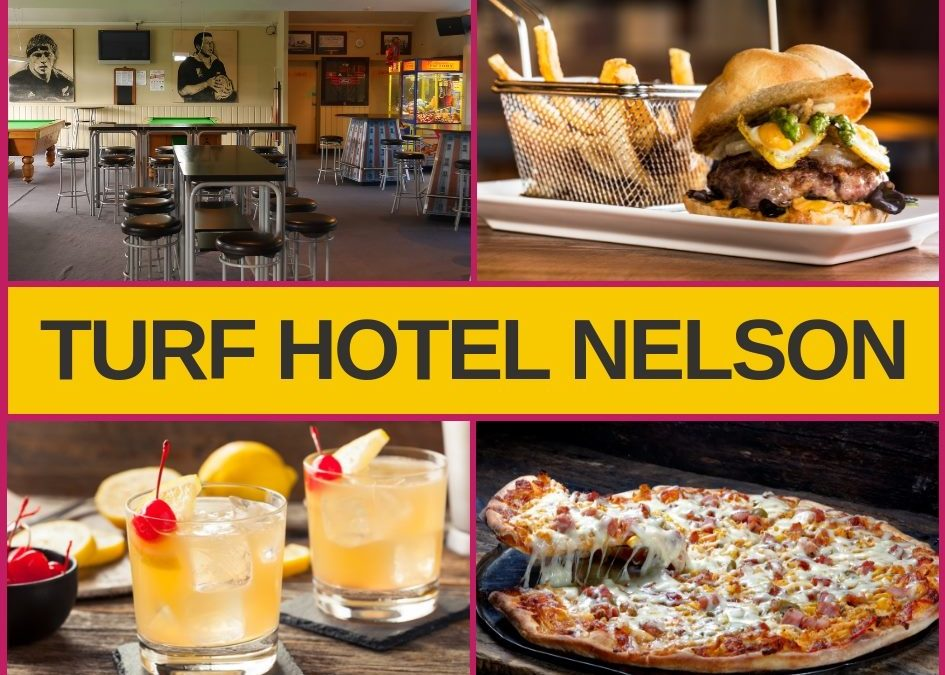 Turf Hotel Nelson – Bar, Menu and Pokies Gaming Guide
