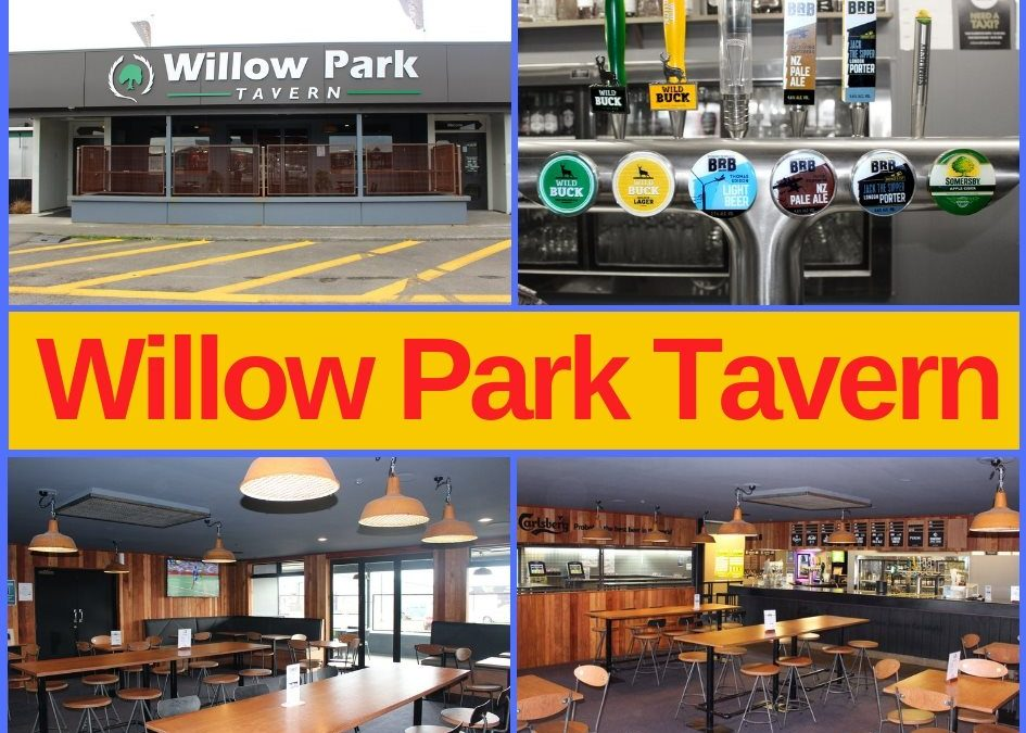 Willow Park Tavern Manawatu-Wanganui – Menu, Entertainment and Pokies Gaming Lounge