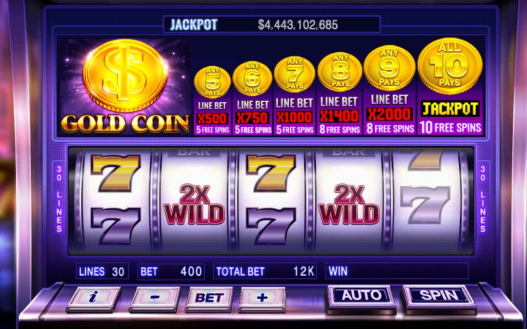 Gold Coin Free IGT Slot Game