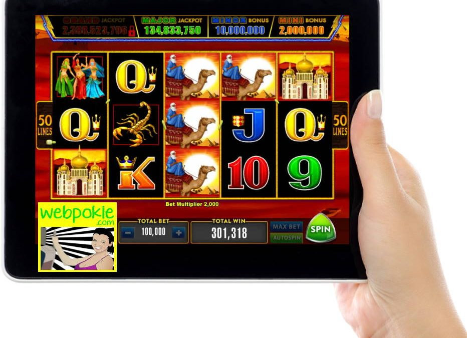 Sahara Gold Lightning Link Pokies (Slot) Free & Real Play Guide