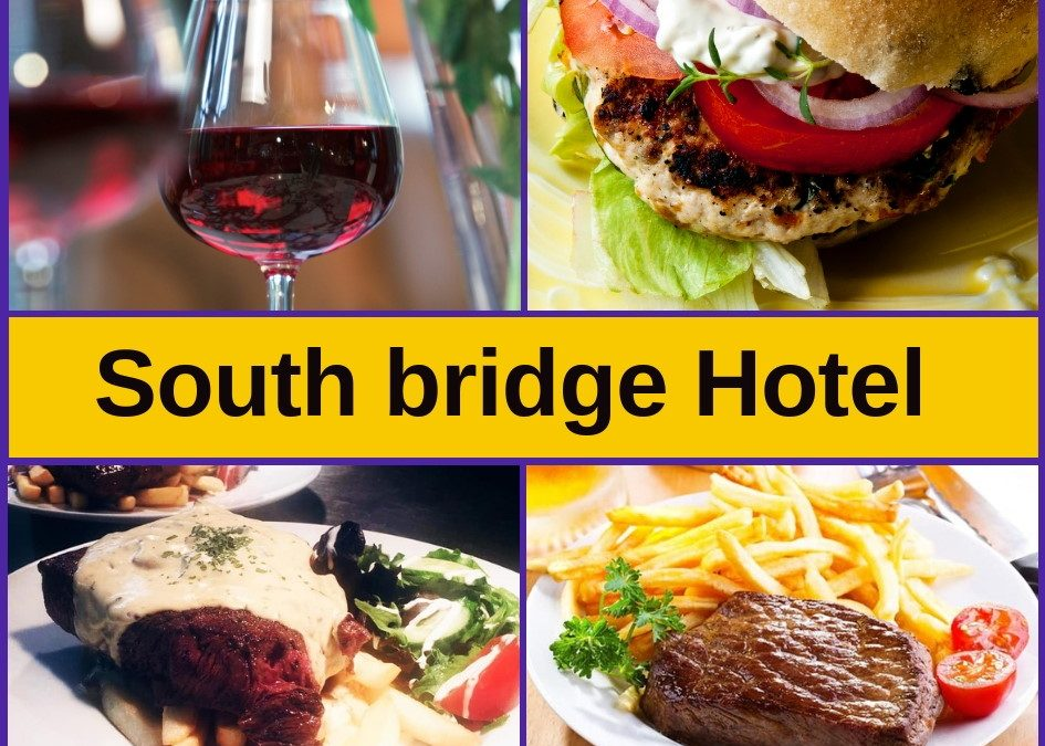 Southbridge Hotel – Bar, Menu, Entertainment & Pokies Gaming